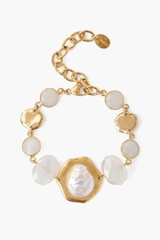 Chan Luu White Mix Bracelet - Product Mini Image