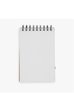 Ooly White DIY Cover Sketchbook - Small - Alternate List Image
