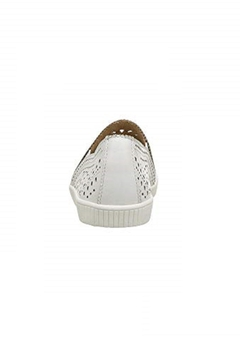 Earth White Perforated Sneaker - Alternate List Image
