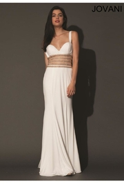 Jovani PROM White Prom Gown - Product Mini Image