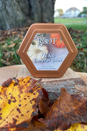 ROOT  White Pumpkin Pear Travel Tin Candle - Product Mini Image