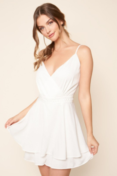 Sugarlips White Romper - Product List Image
