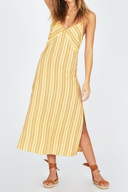 AMUSE SOCIETY White Sands Dress - Side cropped