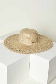 O'Neill White Sands Straw Hat - Product List Image