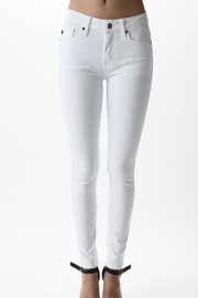 Imagine That White Skinny Jeans - Product Mini Image