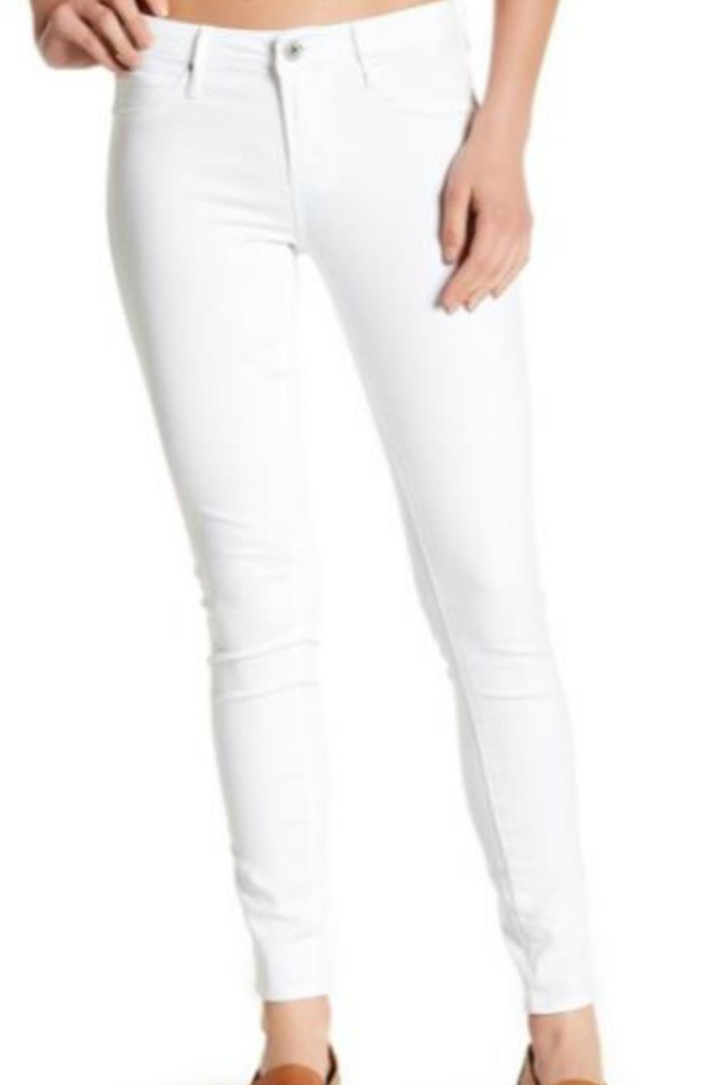 Articles of Society White Skinny Jeans - Main Image
