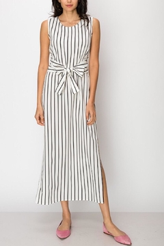 Shoptiques Product: White Striped Dress