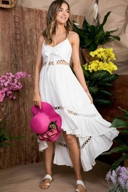 Unknown Factory White Summer Dress - Product Mini Image
