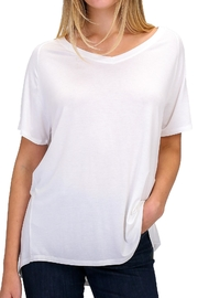 Double Zero White T Shirt - Product Mini Image