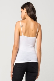 Song and Sol White Tank - Front full body