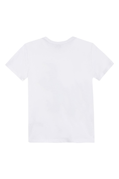 Paul Smith Junior White 'Tyrell' T.Shirt - Alternate List Image