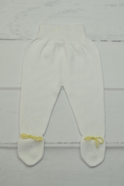 Granlei 1980 White & Yellow Newborn - Side cropped