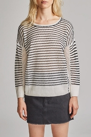 White + Warren Cashmere Crew Neck Sweater - Product Mini Image