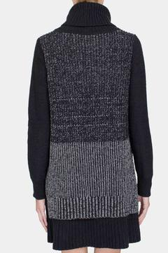 Shoptiques Product: Cotton Ribbed Rollneck