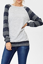 White Birch The Celina Top - Front cropped