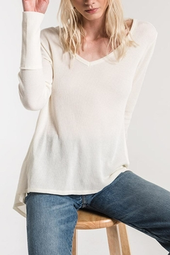 White Crow Alamosa Loose Top - Product List Image