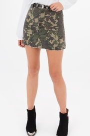 White Crow Army Camo Skirt - Product Mini Image