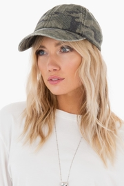 White Crow Camo Amry Hat - Product Mini Image