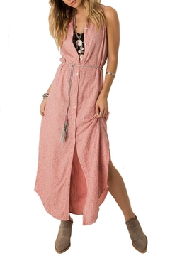 White Crow Dusty Rose Dress - Product List Image