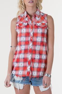 Shoptiques Product: Dylan Flannel Top