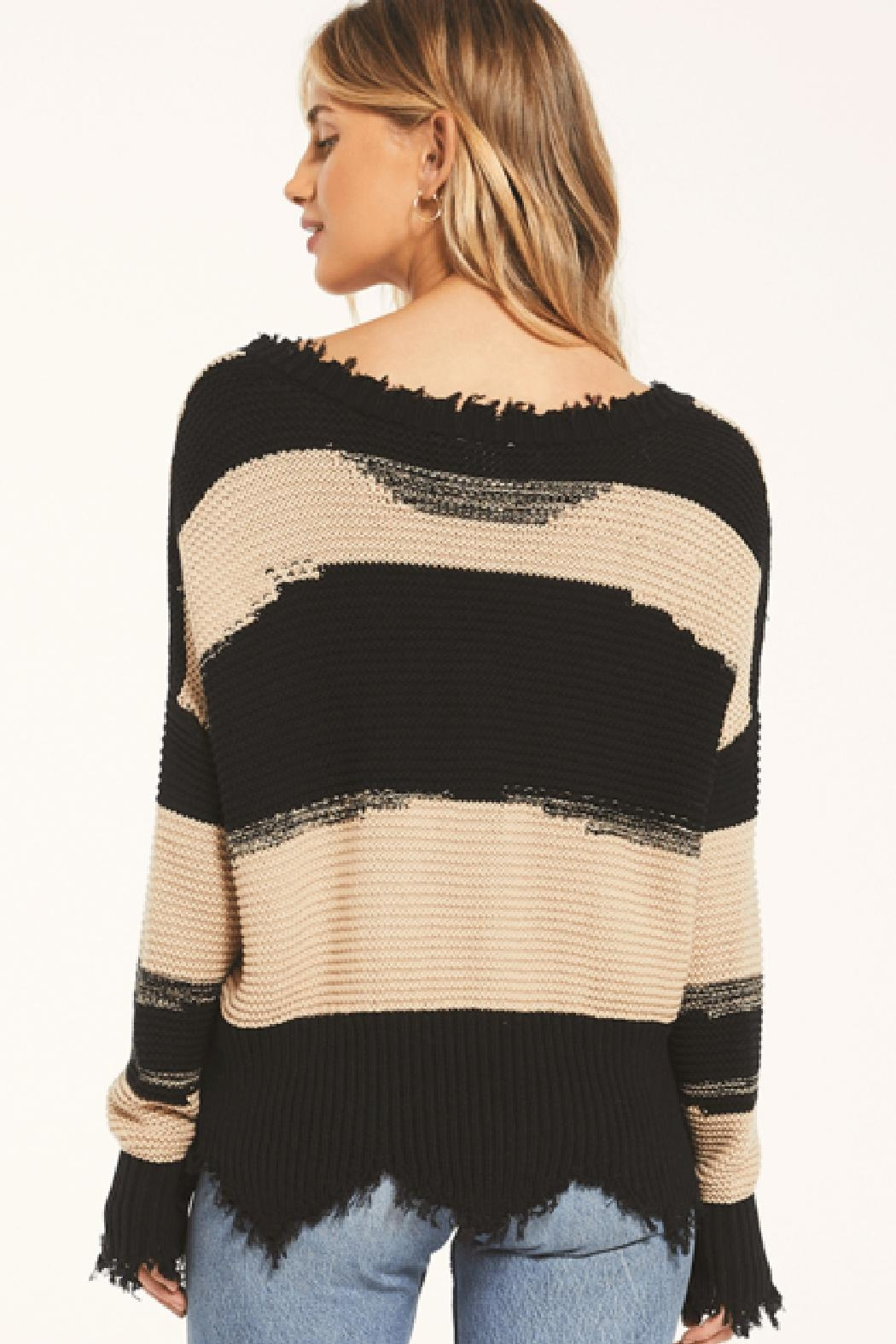 White Crow Hope Sweater - Front Full Image