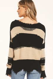 White Crow Hope Sweater - Front full body