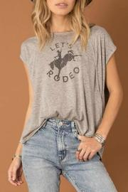White Crow Lets Rodeo Top - Product Mini Image