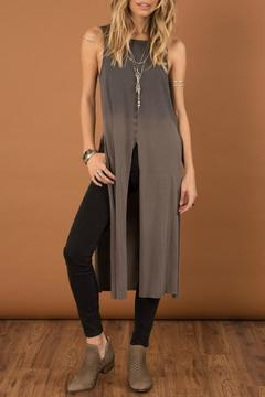 White Crow Long Tunic - Product List Image