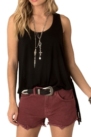 White Crow Rock Out Tank - Product Mini Image