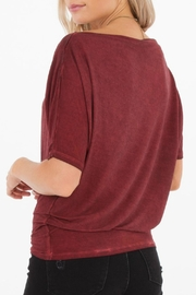 White Crow Sierra Boatneck Top - Front full body