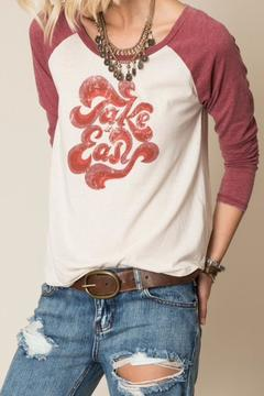 Shoptiques Product: Take It Easy Top