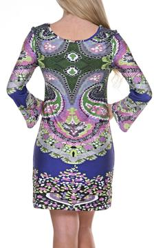 Shoptiques Product: Pritned Tunic Dress