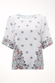 White Stuff Sweet Print Top - Front cropped