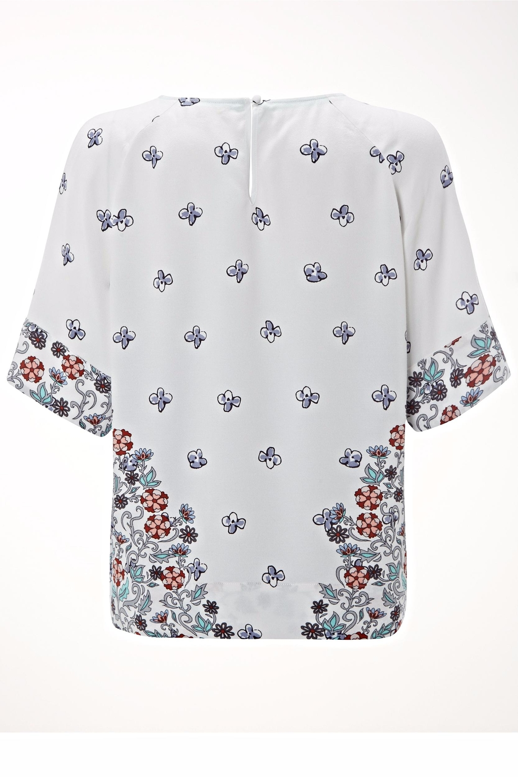 White Stuff Sweet Print Top - Side Cropped Image