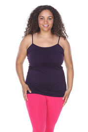 WhiteMark 's Plus Size Tank Top - Front cropped