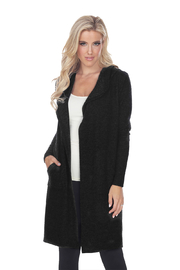 White Mark WhiteMark's Women's North Cardigan - Product Mini Image
