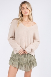 Whiteroom Cactus Beige Sweater - Product Mini Image