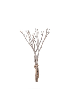 Indaba Whitewash Driftwood Small - Alternate List Image