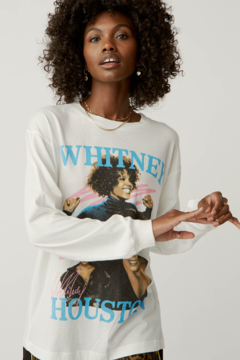 Daydreamer Whitney Houston Dance with Somebody LS - Product List Image