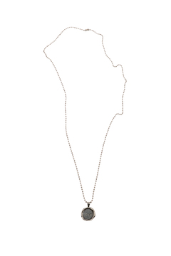 Whitney Howard Designs Listen Nautilus Charm Necklace - Product List Image