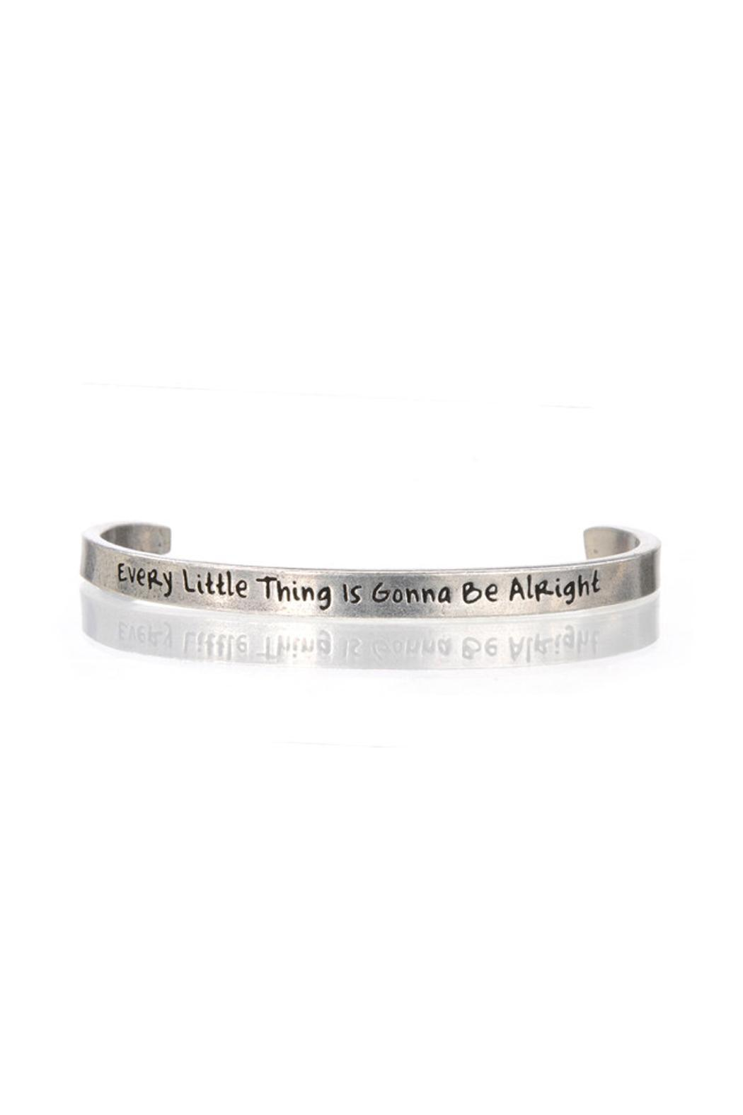 Whitney Howard Designs Silver Cuff Bracelet - Main Image