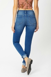 Kan Can WHITTNEY CUFF SKINNY - Side cropped