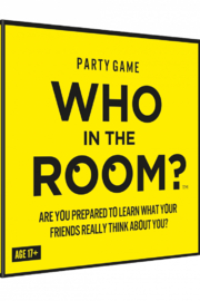 Hygge Games Who in the Room - Product Mini Image
