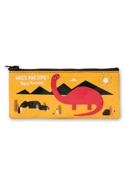 Blue Q Who's Awesome Pencil-Pouch - Product Mini Image