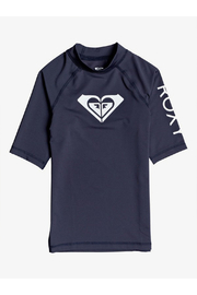 Roxy Whole Hearted SS Rash Guard - Product Mini Image
