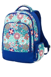 Wholesale Boutique Garden Party Backpack - Product Mini Image