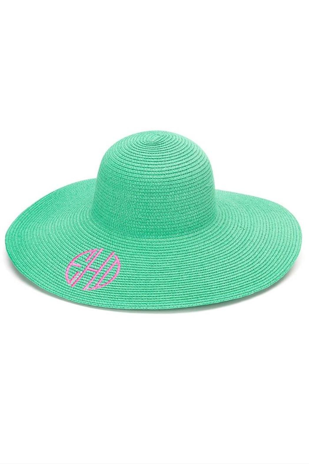 Wholesale Boutique Monogrammed Floppy Hat from Richmond by Trend ... 8650181726e