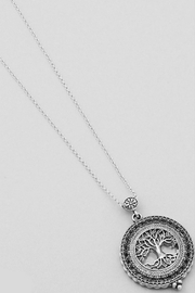 Wholesale Boutique Pendant Magnifier Necklace - Product Mini Image