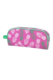 Wholesale Boutique Pineapple Pencil Pouch - Product Mini Image
