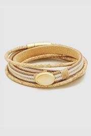 Wholesale Fashion Magnetic Wrap Bracelet - Product Mini Image